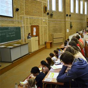 Праздник русского языка: тотальный диктант в Самарском университете