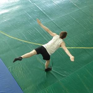 В СГАУ прошло первенство вуза по гимнастике