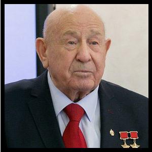 Скончался космонавт, дважды Герой Советского Союза Алексей Леонов