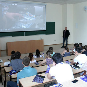 В СГАУ стартовала Школа космонавтики
