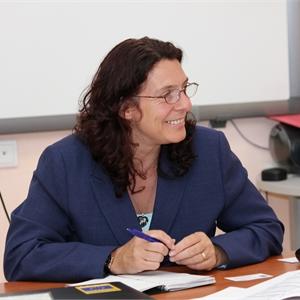 Кэролин Вестбрук из университета Солент в Саутгемптоне (Великобритания) проведет цикл семинаров в СГАУ