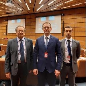 Университет участвует в работе сессии ООН по мирному использованию космоса