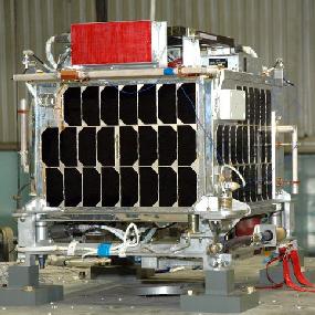 Открыт сайт малого космического аппарата «АИСТ»