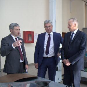 Регион видит в Самарском университете катализатор своего развития