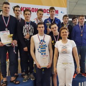 Пловцы Самарского университета завоевали 11 медалей
