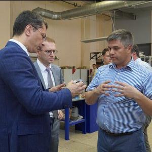 """Владимир Гутенев: """"Самарский университет получил второе дыхание"""""""