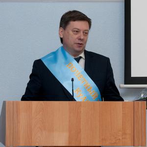 Почетными выпускниками СГАУ стали Олег Фурсов и Станислав Казарин
