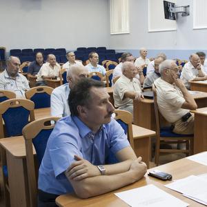 В СГАУ состоялось заседание Поволжского отделения Российской академии космонавтики имени К.Э. Циолковского