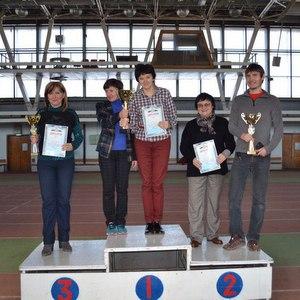 Легкоатлеты Самарского университета вплотную подобрались к первому месту