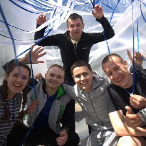 Праздник улицы Лукачёва объединил студентов и жителей города