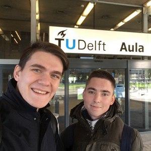Андрей Гольцев и Александр Гарин приняли участие в EUROMOF2017