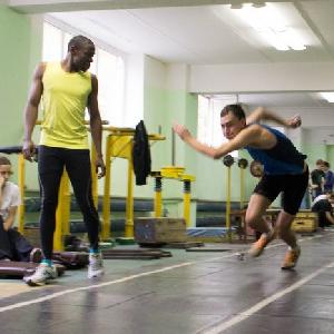 СГАУ провёл Новогодний кубок по лёгкой атлетике