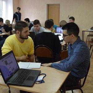 Студентов учили предпринимательству
