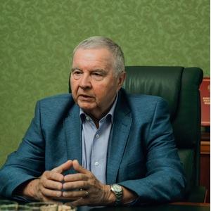 Виктор Сойфер награжден почетной грамотой Совета Федерации