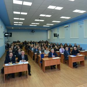 В университете обсудили итоги научно-исследовательской работы в 2016 году