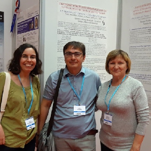 Представители юридического факультета приняли участие в European Human Genetics Conference
