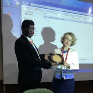 Ученые Самарского университета приняли участие в Международной конференции по инновационным материалам