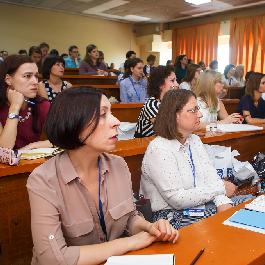 """Открытие XXIV ежегодной научно-практическая конференции """"Empowering Teachers Through Professional Development"""""""