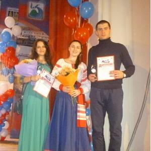 Вокал студентов университета оценили на фестивале патриотической песни
