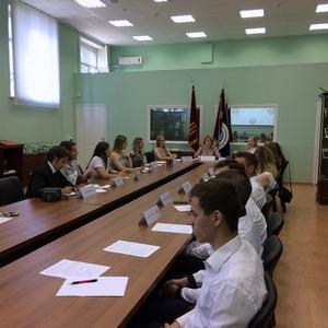 Студенты и представители Coca-Cola HBC Россия обсудили совместные проекты