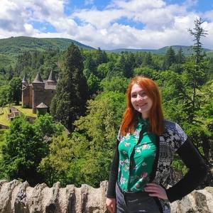 Студентка прошла профессиональную стажировку во Франции