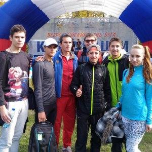 Олег Куркачев стал победителем Кросса наций