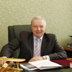 Президент СГАУ Виктор Александрович Сойфер празднует юбилей