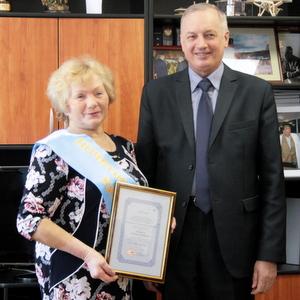 Племянница Юрия Гагарина Тамара Филатова стала почётным выпускником КуАИ-СГАУ