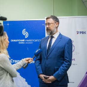 Самарский университет стал региональным партнером акселератора GenerationS