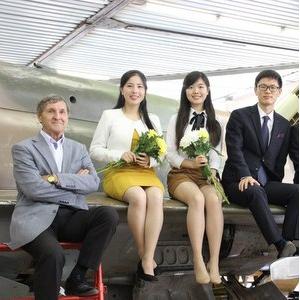 Студенты из Пекина учились в Самаре проектировать самолеты