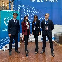 Студенты Самарского университета на Московской международной модели ООН им. Виталия Чуркина