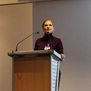 Профессор Самарского Университета Дарья Герасименко выступила на форуме в Германии