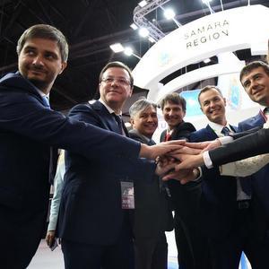 Самарский университет представляет инновационные разработки на ПМЭФ-2018