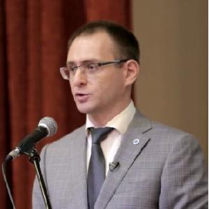 Врио ректора Владимир Богатырев выступил с докладом в режиме онлайн