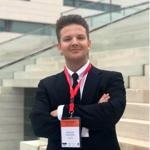 Студент Руслан Коныгин принял участие в международном конкурсе по космическому праву