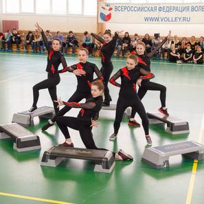 Студенки СГАУ успешно выступили на соревнованиях по фитнес-аэробике