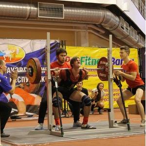 Команды университета по пауэрлифтингу успешно выступили на чемпионате Чувашии