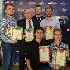 Студенты Самарского университета - победители олимпиады по двигателестроению
