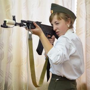 В СГАУ состоялась олимпиада «Калашников-автомат, человек, патриот»