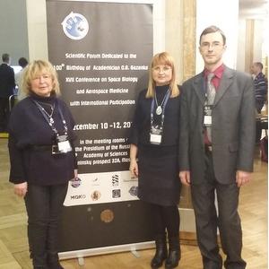 Самарские ученые приняли участие в форуме, посвященном 100-летию со дня рождения академика О.Г. Газенко