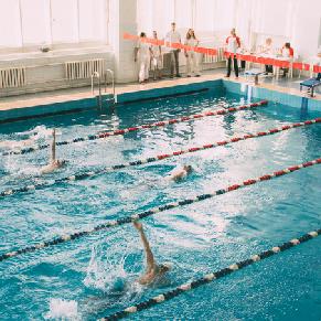 Студенты института электроники и приборостроения стали лидерами вузовской спартакиады по плаванию