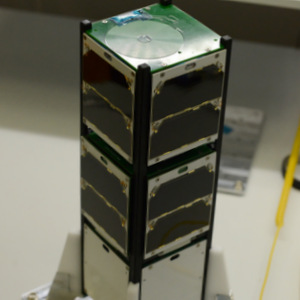 О полёте первого российского наноспутника формата CUBESAT3U
