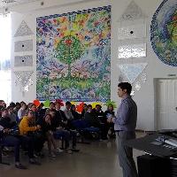 Завершился промотур Самарского университета в Казахстане
