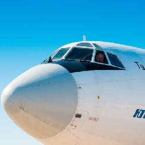 Ту-154 стал ближе к аэродрому СГАУ