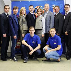 Самарский волонтерский центр ЧМ-2018 прошел сертификацию