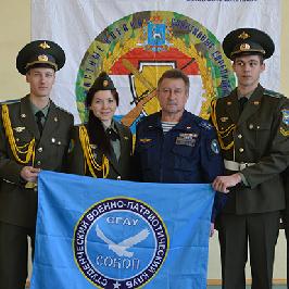 Команда СВПО СГАУ «Сокол» в финале