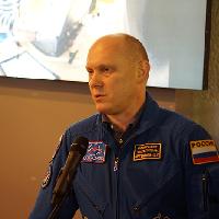 Олег Артемьев: «Сделаю все, чтобы вы попали на Марс»
