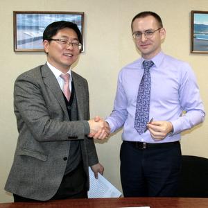 СГАУ начинает сотрудничество с Республикой Корея