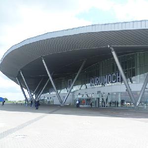 Студенты СГАУ познакомились с работой служб нового терминала Курумоча