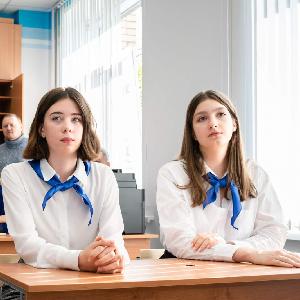 """Самарский международный аэрокосмический лицей приглашает школьников в """"Газпром-класс"""""""